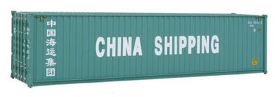 H0 Container 40 Fuß China Shipping