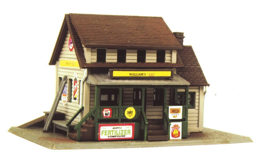Bausatz kleiner Laden Country Store