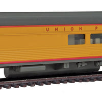 Walthers 85' Budd Baggage Lounge Union Pacific