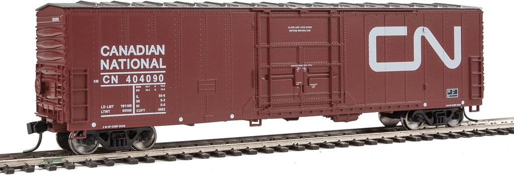 Walthers 50' Insulated Boxcar British Canadian National
