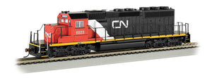 Diesellok SD40-2 Canadian National