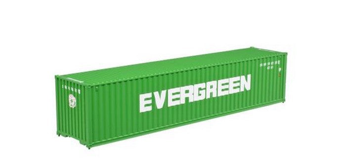 Atlas Container 40 Fuß Evergreen EGHU 3 Stück