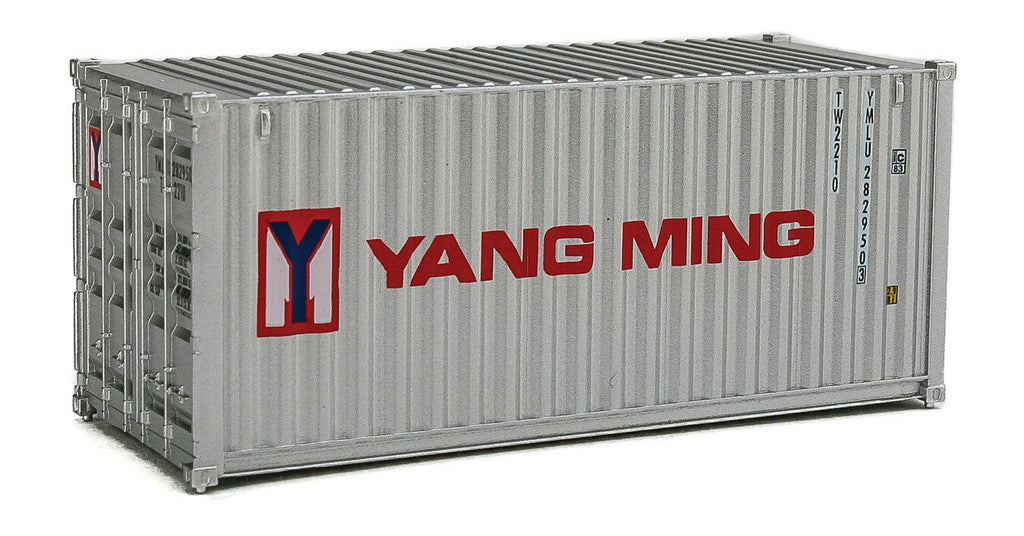H0 Container 20 Fuß Yang Ming