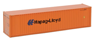 Spur N Container 40 Fuß Hapag-Lloyd