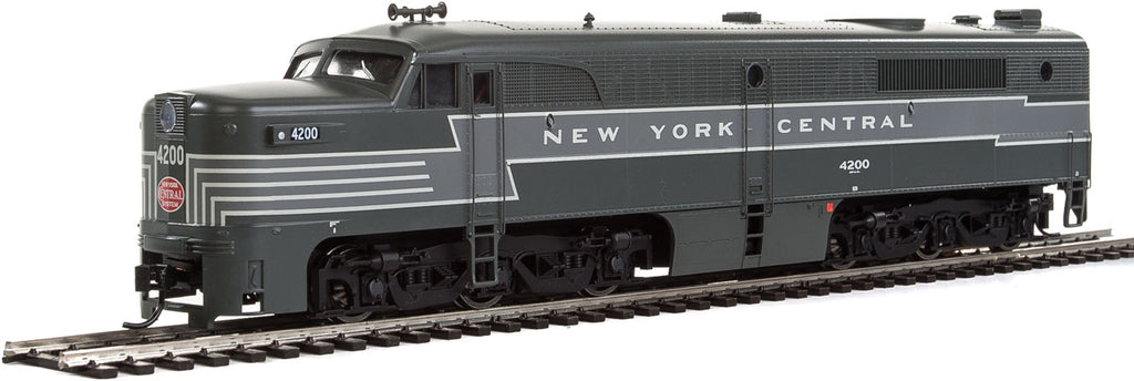 Diesellokset Alco PA PB New York Central mit ESU Sound