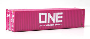 H0 Container 40 Fuß Ocean Network Express ONE