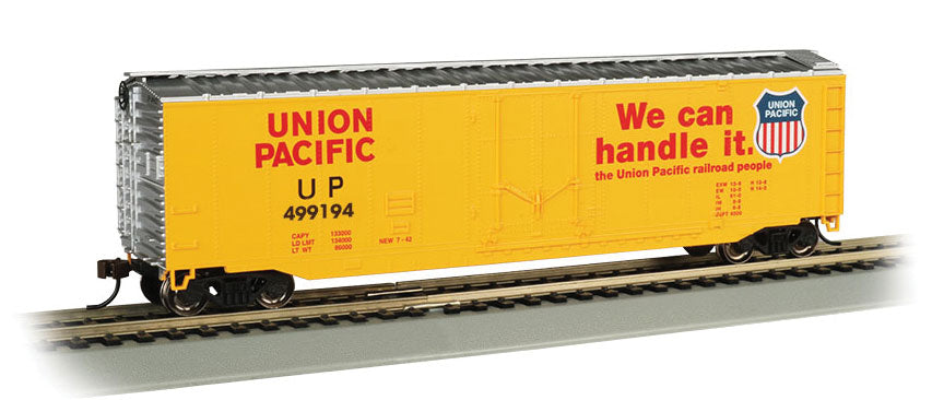 Bachmann 50' Plug Door Box Car Union Pacific