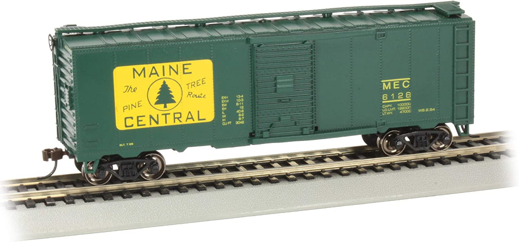 Bachmann 40' Steel Boxcar Maine Central