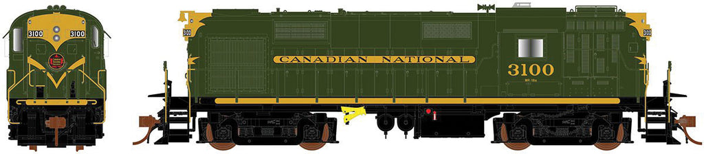 Rapido Diesellok MLW RS18 Canadian National mit LokSound