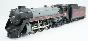 Dampflok CP Class H1c 4-6-4 Royal Hudson Canadian Pacific mit Sound