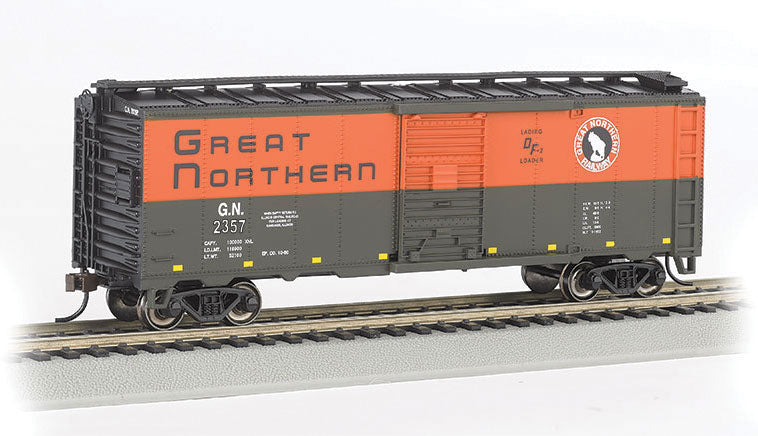 Bachmann Boxcar Great Northerm
