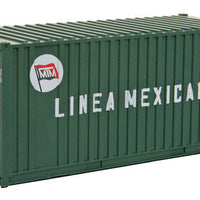 H0 Container 20 Fuß Linea Mexicana