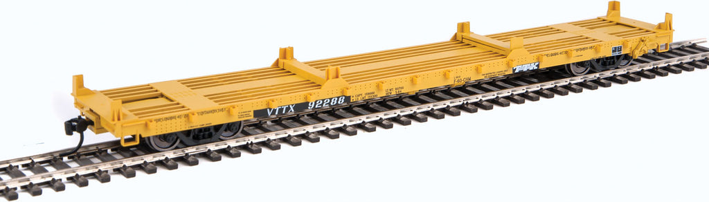 Walthers General-Purpose Flatcar Trailer-Train VTTX
