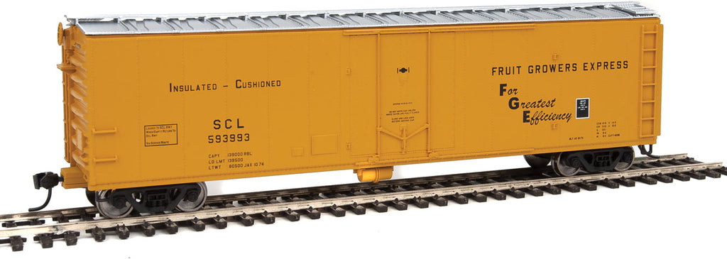 Walthers 50` Boxcar Fruit Grower's Express SCL