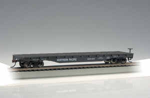 Bachmann 52' Flatcar Northern Pacific