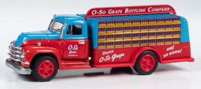 LKW 1955 Beverage Truck O-So Grape