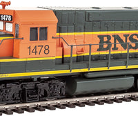 Diesellok EMD GP15-1 Burlington Northern & Santa Fe