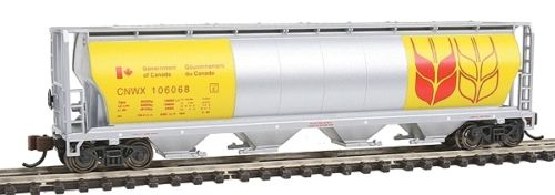 Bachmann Grain Hopper Government of Canada