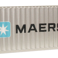 H0 Container 20 Fuß Maersk