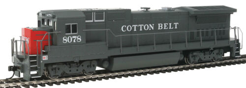 Walthers Diesellok GE Dash 8-40BW Cotton Belt