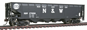 Walthers 40` Offset Hopper Norfolk & Western