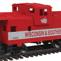 Walthers Caboose Wisconsin & Southern
