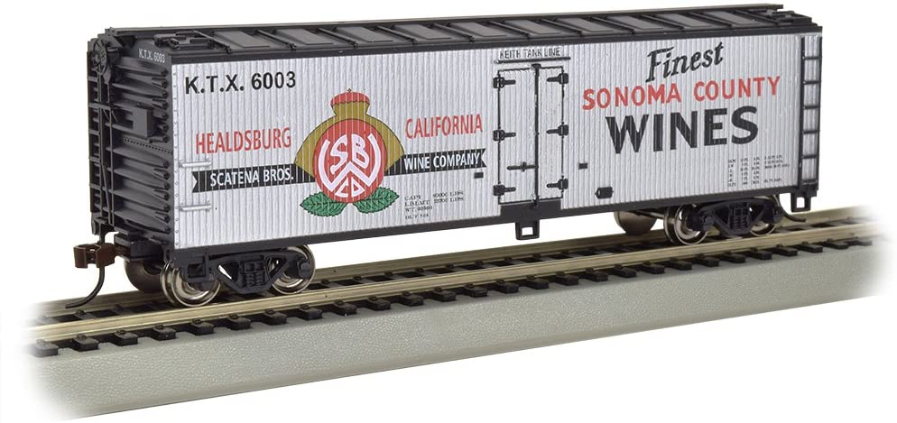 Bachmann Wood Reefer Sonoma Wine