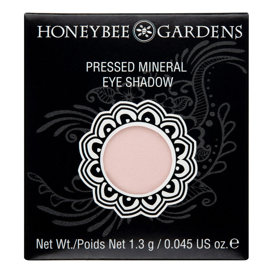 Honeybee Gardens Pressed Powder Eye Shadow Singles Porcelian