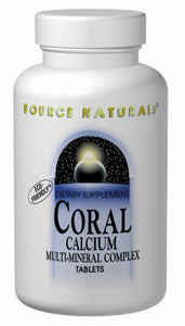 Source Naturals Source Naturals  Coral, 240 ea