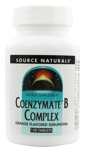 Source Naturals Source Naturals  Coenzymate B Complex, 120 ea