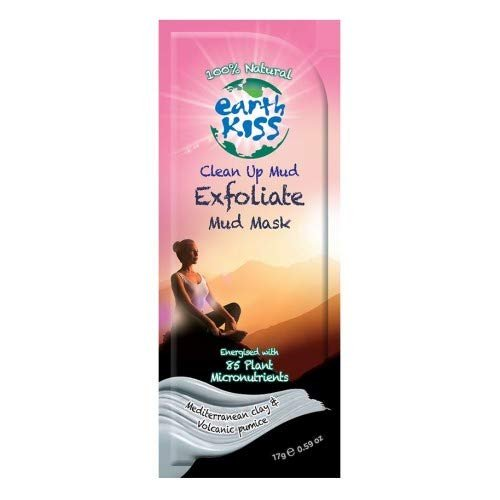 Naked Earth Earth Kiss  Mud Mask, 0.59 oz
