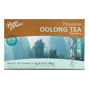 Prince of Peace, Oolong Tea, Tea Bags, 100 Ct