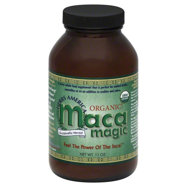 Herbs America Herbs America  Maca Magic, 11 oz