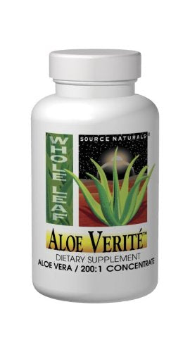 Source Naturals Source Naturals  Aloe Verite, 30 ea