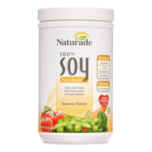 Naturade Soy Protein Booster, Natural, 14.8 Oz