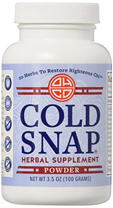 OHCO Oriental Herb Cold Snap Powder, 3.5 oz
