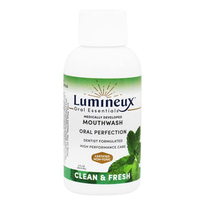 Lumineux Oral Essentials - Medically Developed Mouthwash Clean & Fresh - 2 fl. oz.