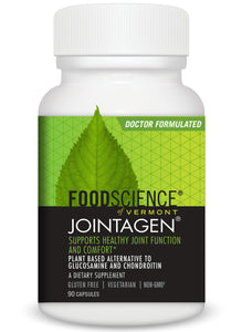FoodScience of Vermont - Jointagen Dietary Supplement Capsules, 90 CT