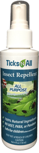 All Purpose Insect Repellent, 4oz