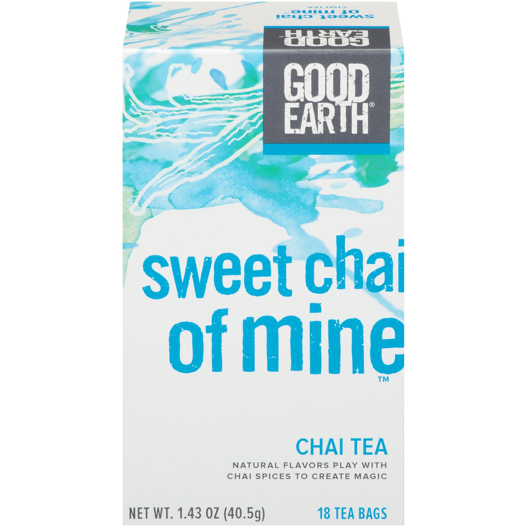 Good Earth® Sweet Chai of Mine? Chai Tea 18 ct Box
