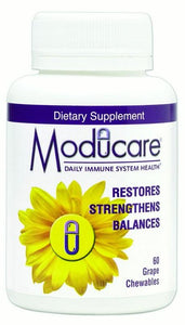 Kyolic Moducare Daily Immune System Health Chewables, Grape, 60 Ct
