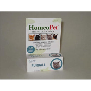 Homeopet 704959147679 15 ml Feline Furball Relief