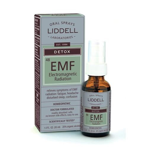 Liddell Laboratories Detox EMF, 1 Oz