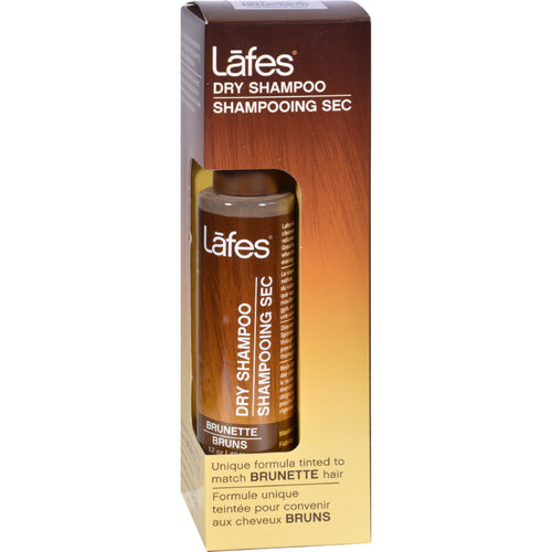 Lafe's Natural Body Care Natural Dry Shampoo for Brunettes, 1.7 Oz