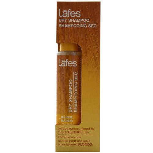 Lafe's Natural Body Care Natural Dry Shampoo for Blonde Hair, 1.7 Oz