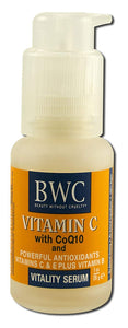 Beauty without Cruelty Vitamin C, Vitality Serum, 1-Ounce