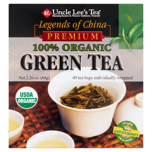 Uncle Lees Tea Uncle Lees Legends of China White Tea, 100 ea