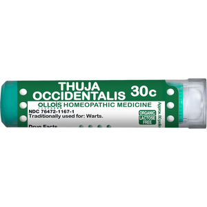 Ollois Homeopathic Thuja Occidentalis 30c 80 Pellets