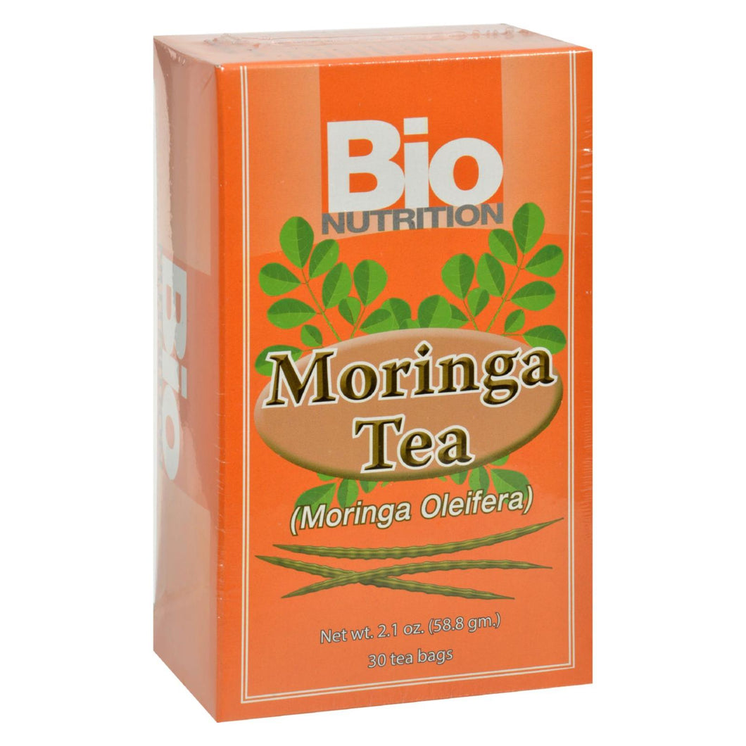 Bio Nutrition Tea Moringa, 30 Bags