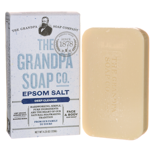 Grandpa Soap Co. Epsom Salt Soap 4.25 oz Bar(S)